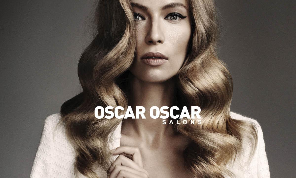 Oscar Oscar Salons Graphic Design -Website Graphic Production