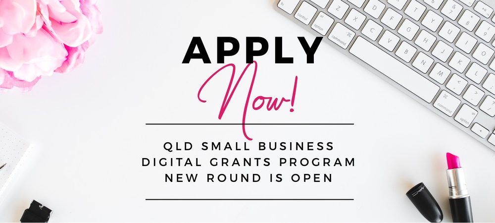 Small Business Digital Grants - apply now